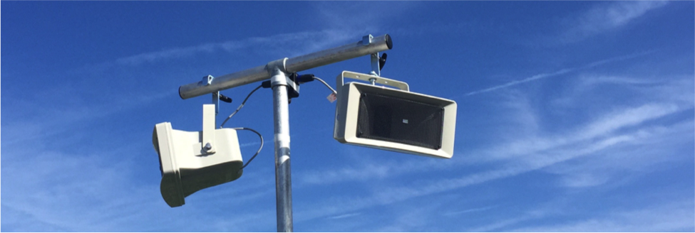 Public Address / Outdoor Systems